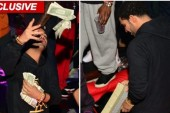 Drake Brings $50K in Singles to a Strip Club