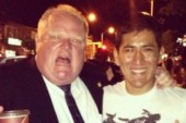 Rob Ford Didn't Drink at Taste of the Danforth