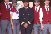 In-Flight Fashion: Air Canada Rouge Unveils Trendy Uniforms