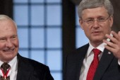 Harper's Throne Speech Just A Different Shade of Bullshit