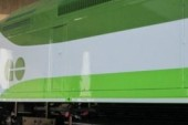 "GO Transit Makeover Changes Colour From ""Meadow Hue"" to ""Lighter Apple Green"""