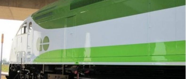 """GO Transit Makeover Changes Colour From """"Meadow Hue"""" to """"Lighter Apple Green"""""""