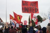'Idle No More' Protesters, Police Chief, Charged Due to Railway Blockade