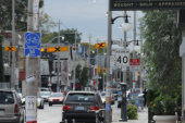 Two Lanes, One Track: Harbord Makes Way for Bi-Directional Bike Path