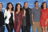 Say What: Adam Sandler on Bambi, Kevin James on the Brass Rail, and Selena Gomez on Overprotective Parents