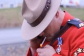 Mountie Asks RCMP Why He Can't Get Baked At Work; Gets Stripped of Uniform