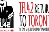 JFL 42 Back in Toronto for Second Year
