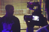 PHOTOS: Grainy Instagram Shots from Drake's '5AM in Toronto' Video Shoot