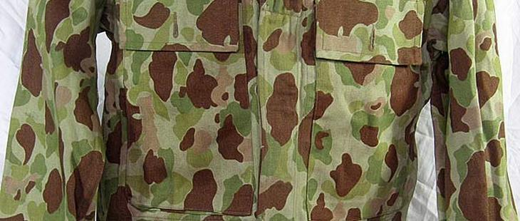 A Short History of Camouflage