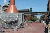 The Science of Neighbourhoods: Distillery District and Alcoholic Amnesia