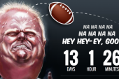 LOOK: Rob Ford Ouster Countdown Clock