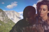 Watch Kanye West and Kim Kardashian Simulate Sex in the 'Bound 2' Video
