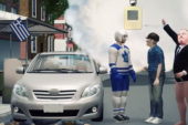 Ford Gets the Taiwanese Animation Treatment Again in Wake of Danforth Incident