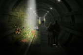 London Could Get a New Underground Mushroom Park