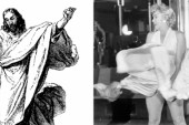 Is Marilyn Monroe the New Jesus?
