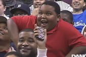 The Best Thing on the Internet Today: This Kid Dancing at a Pistons Game