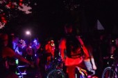 Toronto Cyclists Amp Up for DIY Bike Rave