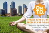 'Om T.O.' to Host Yoga Fundraiser for Colon Cancer
