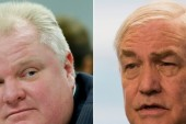 Conrad Black Defended His Softball-Laden Ford Interview on the Radio Today
