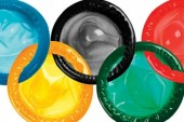 "Olympic Organizers Crack Down on ""Rogue Condoms"""