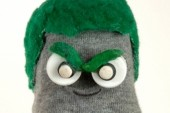 Ed The Sock Returns to Much Music