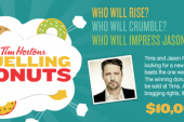 Timmie's Donut Design Contest to be Judged By Jason Priestley in Canadian-Identity Overload