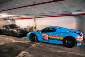 Deadmau5,Nyan Cat Car