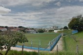 The field in Sorocaba, Brazil where Torontonian Raphael DaSilva played for hours on end.