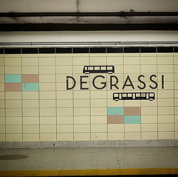 Toronto gets a set of imaginary TTC stops courtesy of one very ...