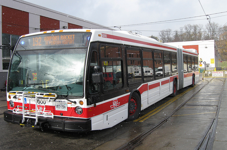 Ttc's Rack Will Bike Not On Be Able To The Buses Of Toronto Cyclists Standard Being For Many Use Time